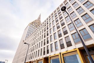 VI квартал Golden City введен в эксплуатацию